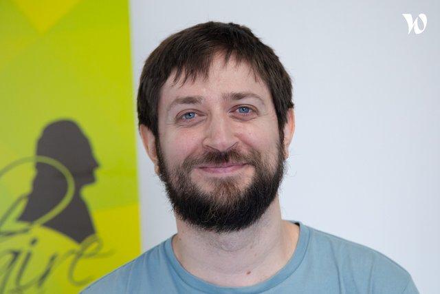 Rencontrez Alan, Développeur full stack - Woonoz
