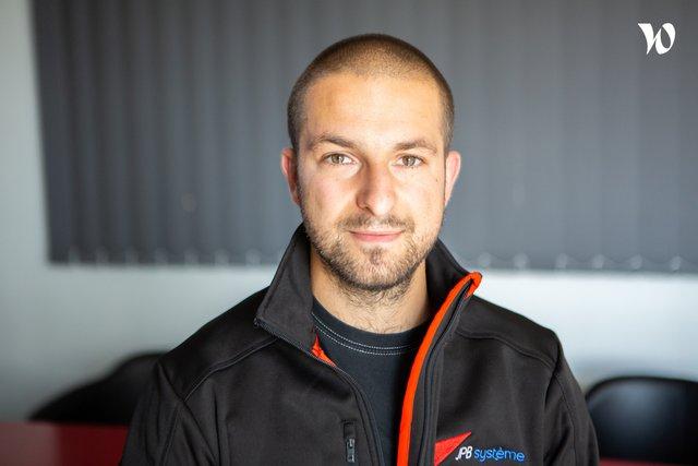Rencontrez Jean-Christian COLBE, Supply Chain technician  - JPB Systeme