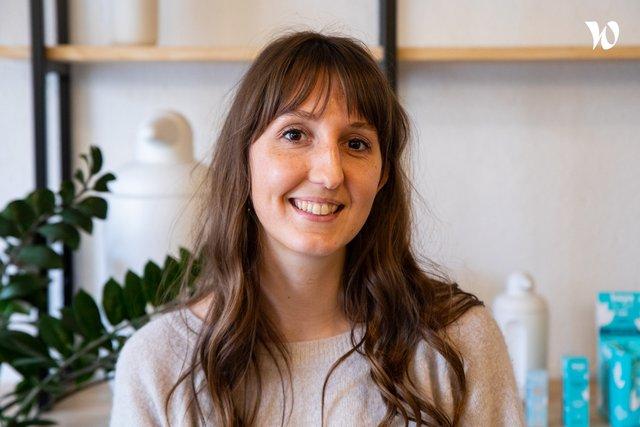 Rencontrez Alison, Fondatrice et Responsable Développement Produit - Rainbow