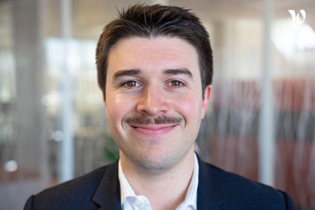 Rencontrez Pierre, Directeur Pôle Parapublic - Pandat Finance