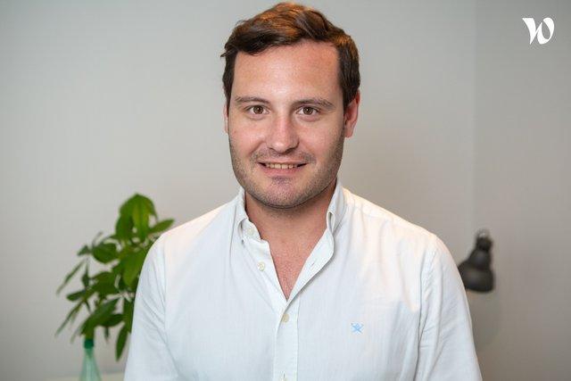 Rencontrez Romain, Co-Fondateur - clickandrent