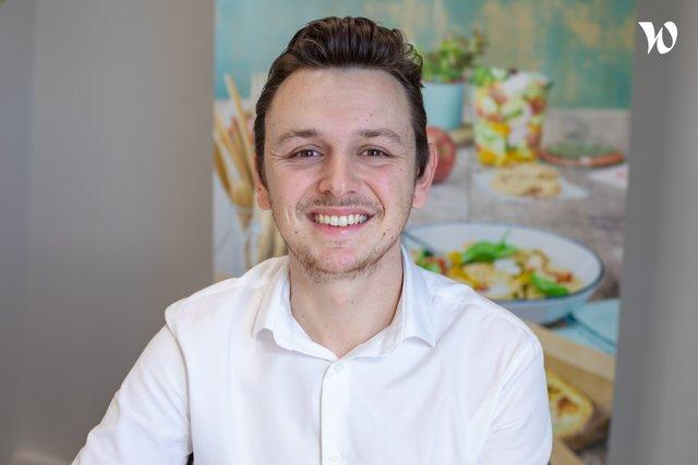 Rencontrez François, Responsable Commercial - Melchior