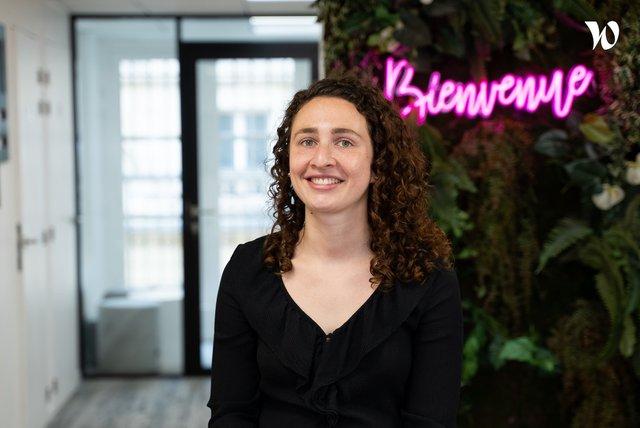 Rencontrez Marie Portes, Consultante - E-cube Strategy Consultants