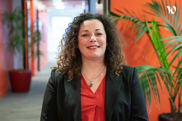 Rencontrez Berenice, Service Manager - LINKBYNET
