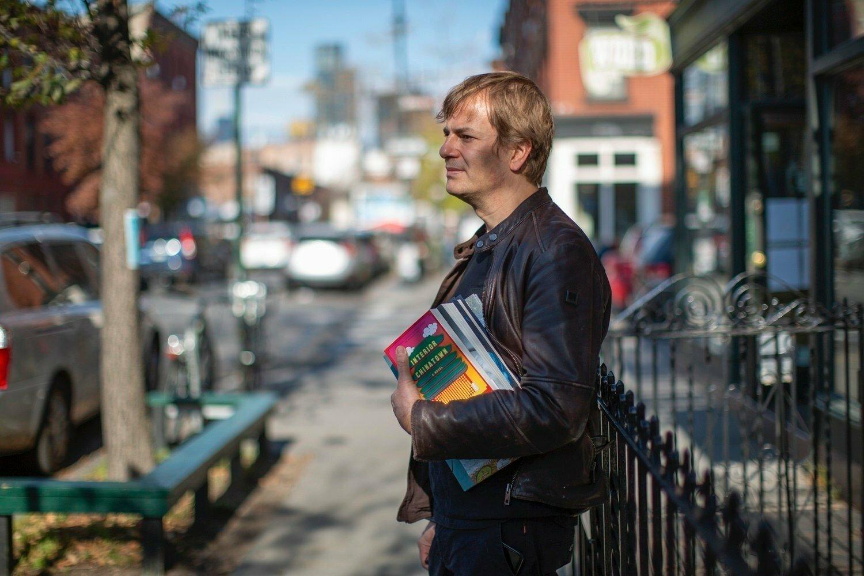 Andy Hunter: Z ajťáka prodejcem knih a vyzyvatelem Amazonu