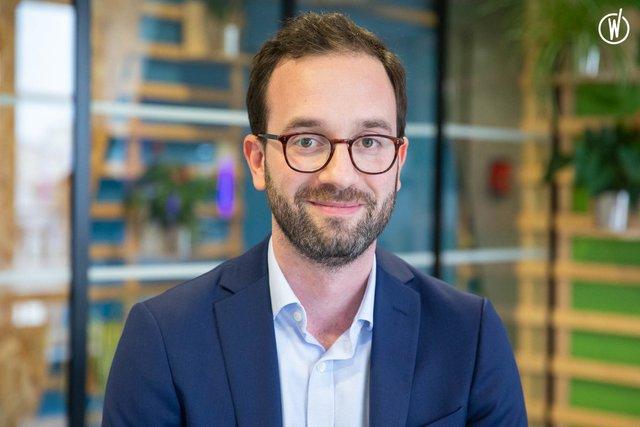 Rencontrez Sébastien, Senior IT Manager - Klépierre