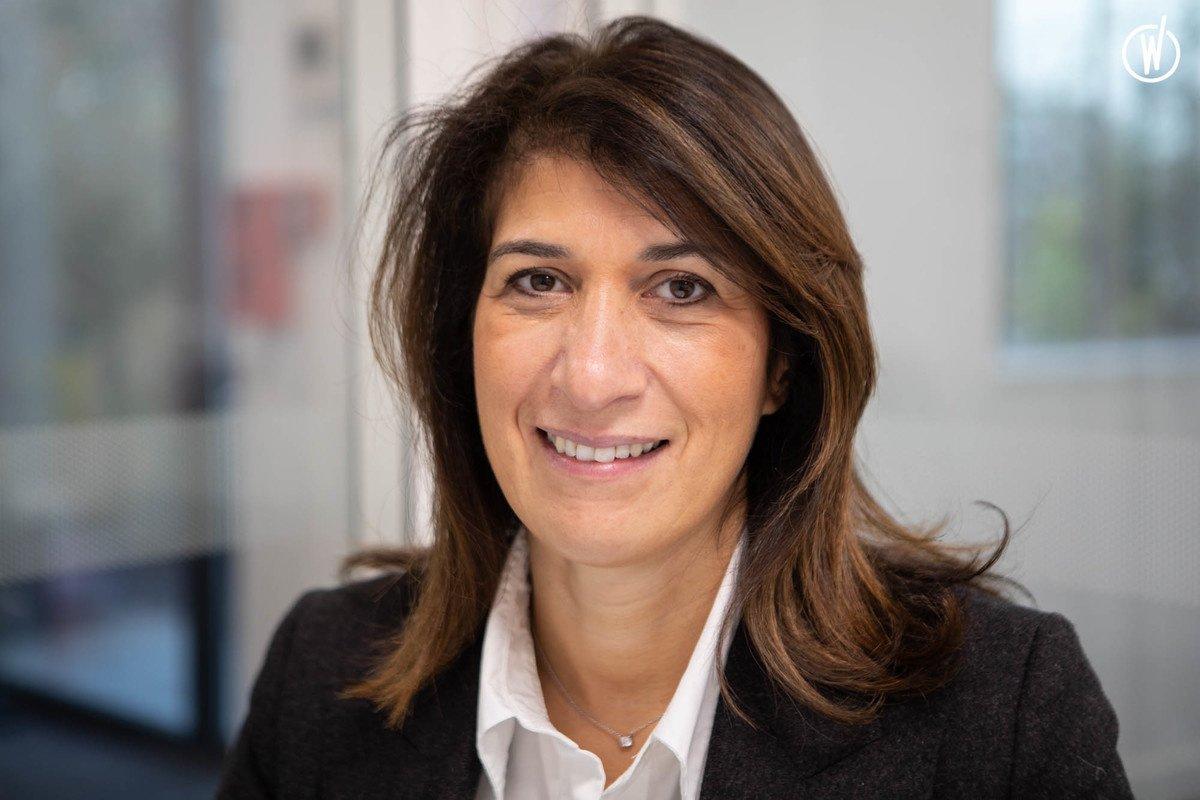 Rencontrez Farida, Manager paie de transition - Groupe Kalycia