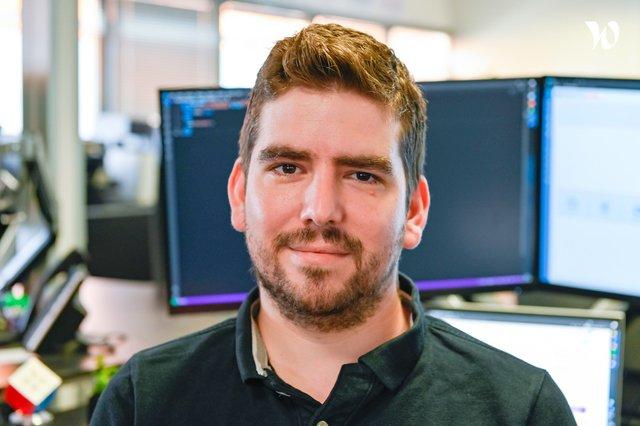 Rencontrez Léo Chiron, Lead Développeur WEB - Syartec