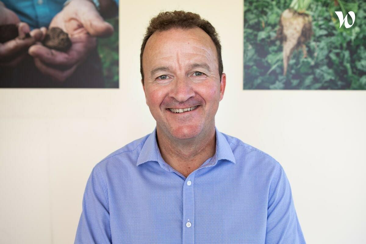 Meet Olivier, Chief Commercial Officer - Gaïago