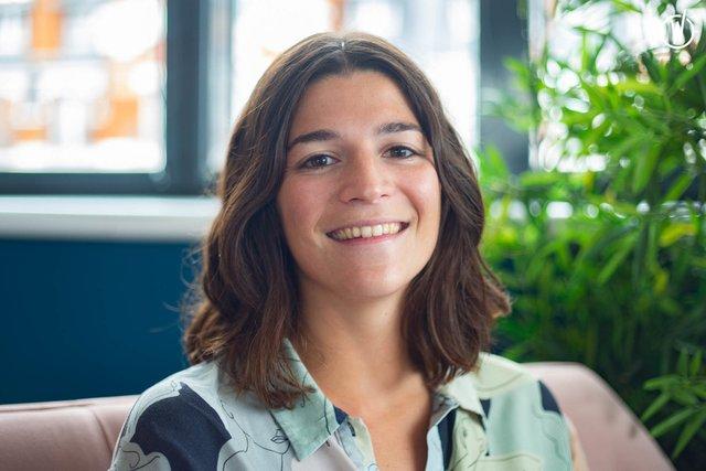 Rencontrez Sixtine, Responsable partenaires - FILS DE PØMME
