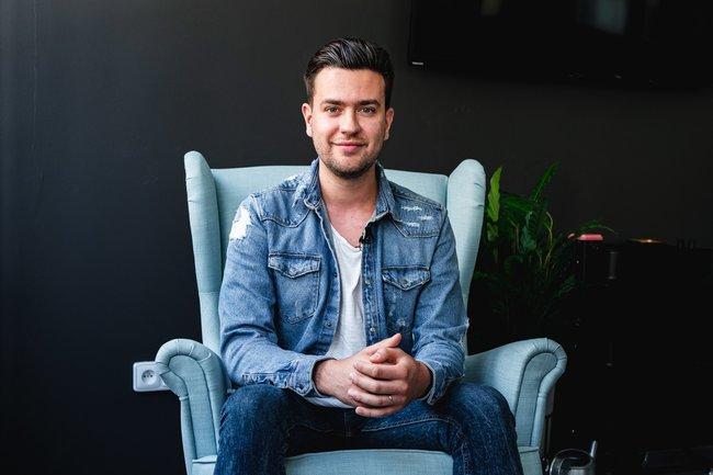 Daniel Krásný, Creative Director - Socialsharks