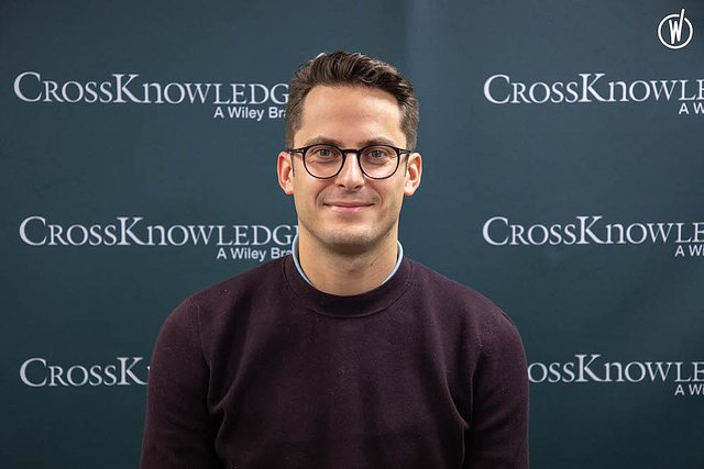 Meet Vilius, Integration Team Manager - CrossKnowledge