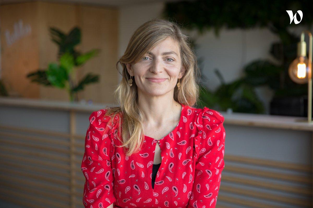 Rencontrez Mélanie, Directrice Marketing & Communication - Le Cube