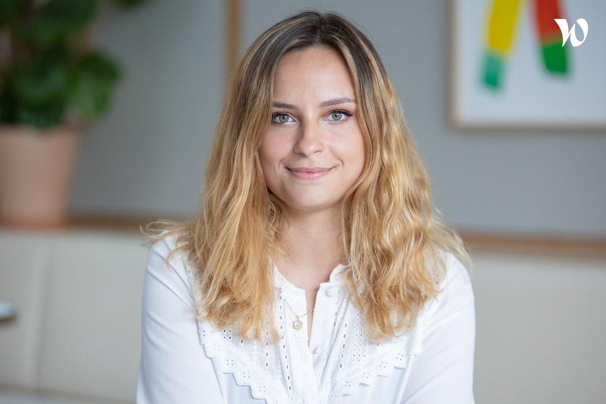 Rencontrez Amandine, Cheffe de projet - Qualisocial