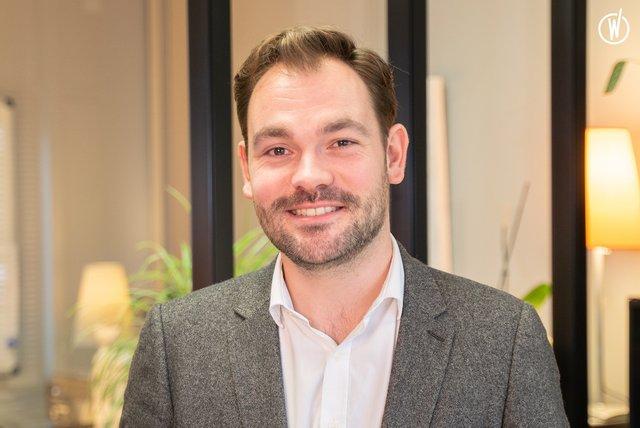 Rencontrez Matthieu, Chef des ventes chez Rentokil - Rentokil Initial