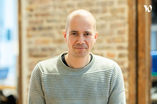 Meet Christian, Co-founder, CTO - Powder