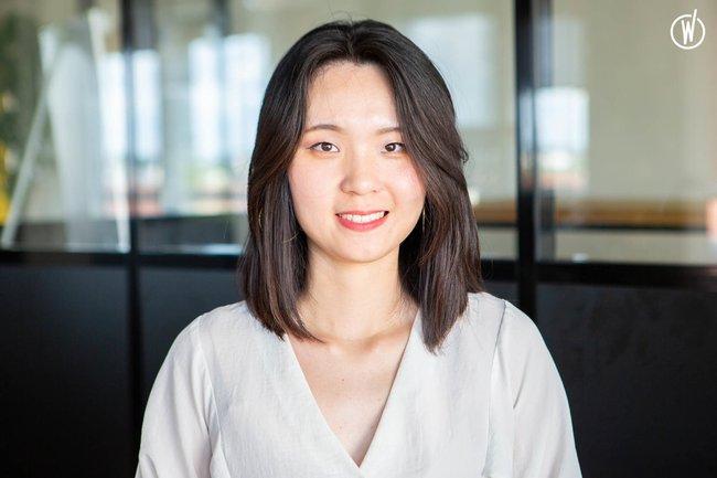 Rencontrez Wenyun, Project Manager, Marketing Chine - Talents/China Travels
