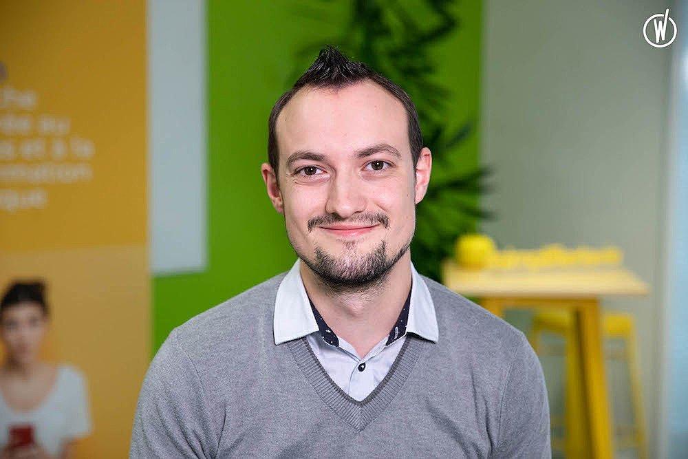 Rencontrez Julien, Ingénieur système Linux et Big Data – OXEVA - La Poste