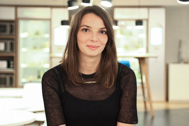 Rencontrez Giulia, Manager autobiz Digital Squad - autobiz