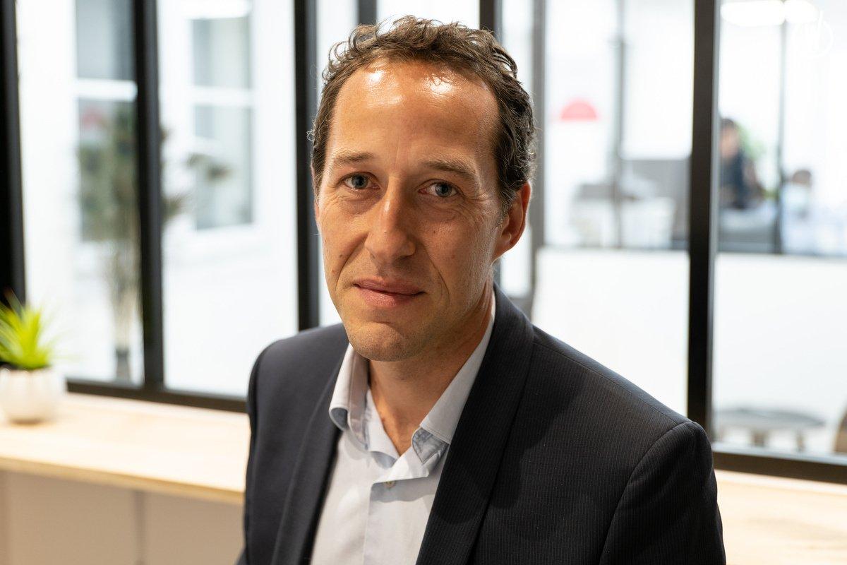 Découvrez Dimitri, VP Europe & Co-Founder - Ifeelgoods