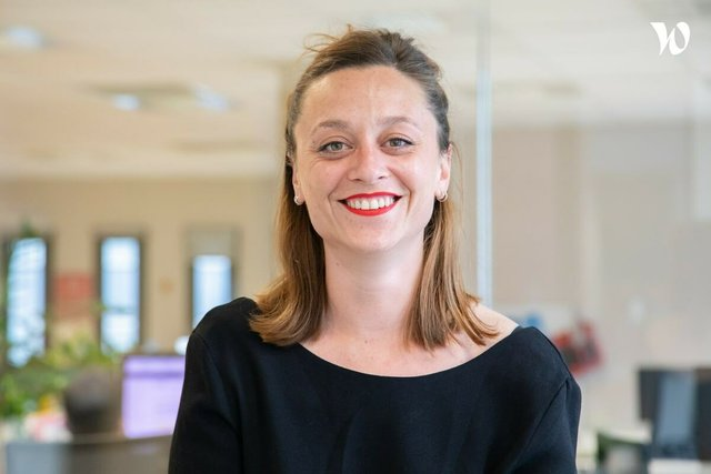 Rencontrez Justine, Content Manager - Invox