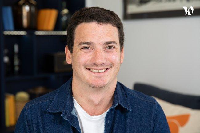 Rencontrez Antoine, Co fondateur chez Bobbies - Bobbies