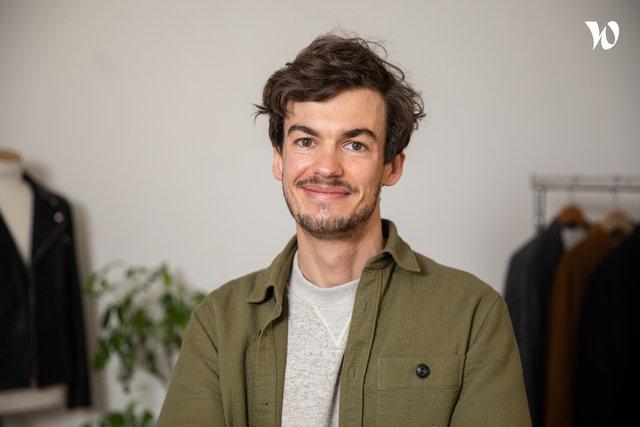 Rencontrez Geoffrey, DG et co-fondateur - BonneGueule