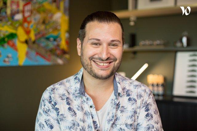 Rencontrez Rudy, Lead Développeur  - GINGERMINDS