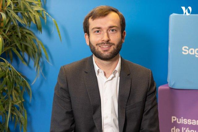 Rencontrez Maxime, Responsable Commercial - Sagemcom