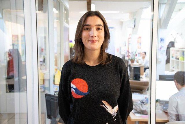 Rencontrez Alice, Head of Marketing - Amuse