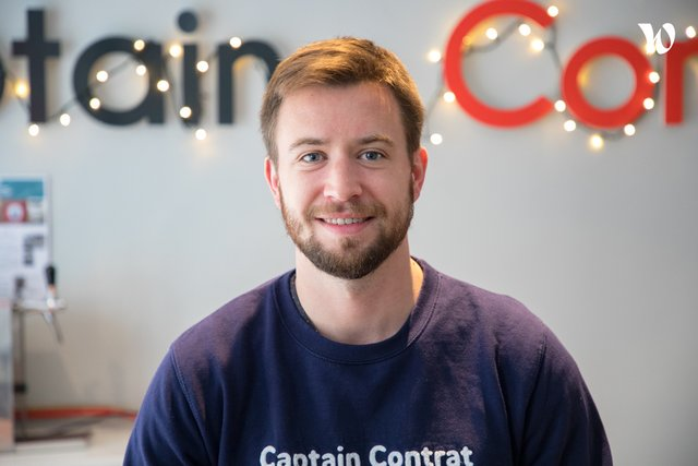 Rencontrez Philippe, Cofondateur et CEO - Captain Contrat