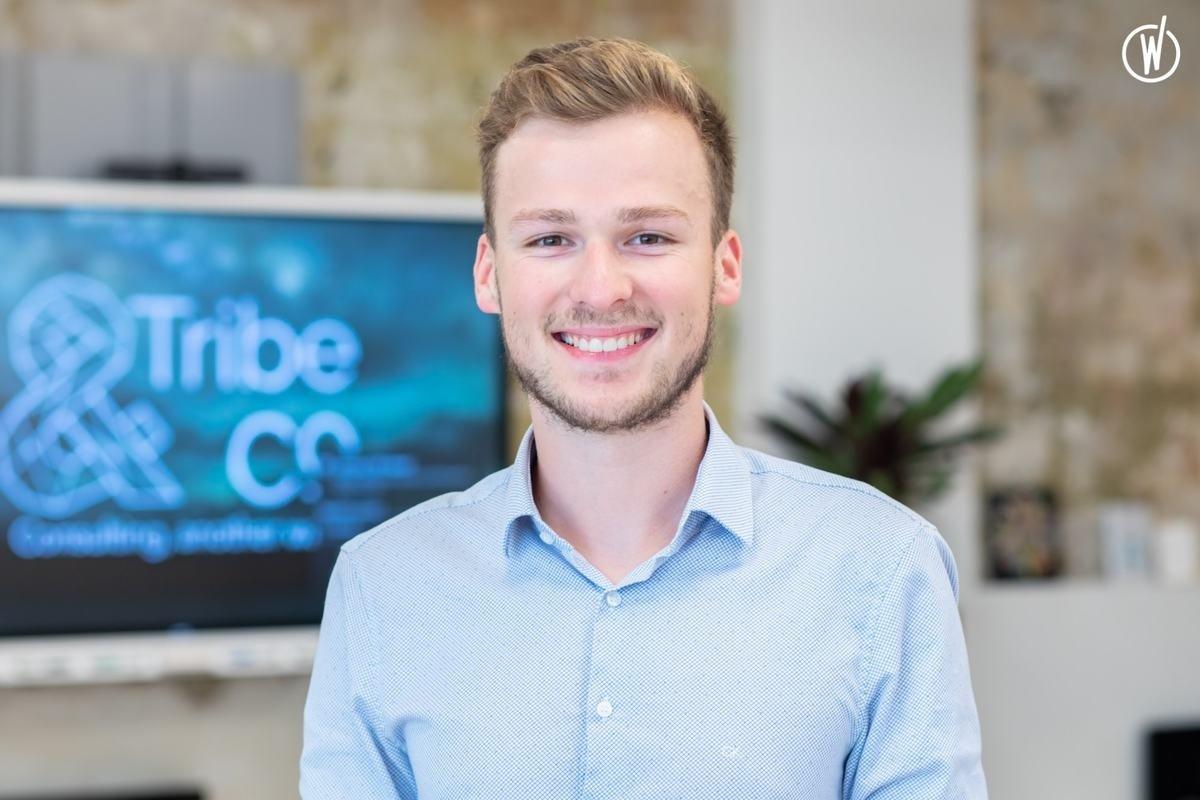 Rencontrez Alex, Consultant Expert Digital - Tribe&Co
