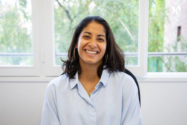 Rencontrez Nabilah, Coordinatrice en Capitalisation - IECD