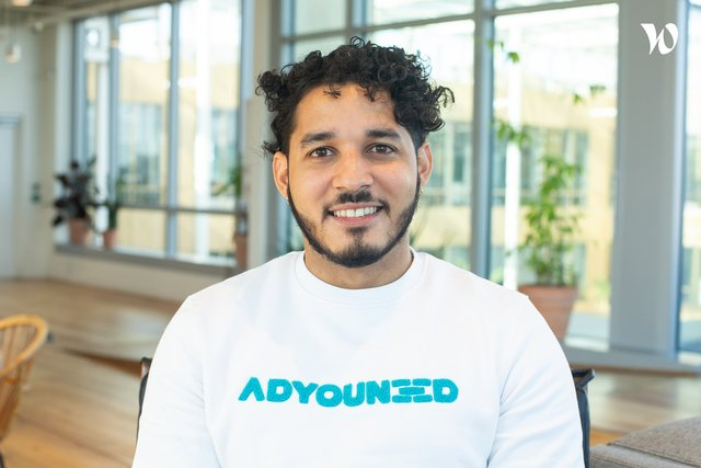 Meet Jean-Guillaume, Growth Executive - ADYOUNEED