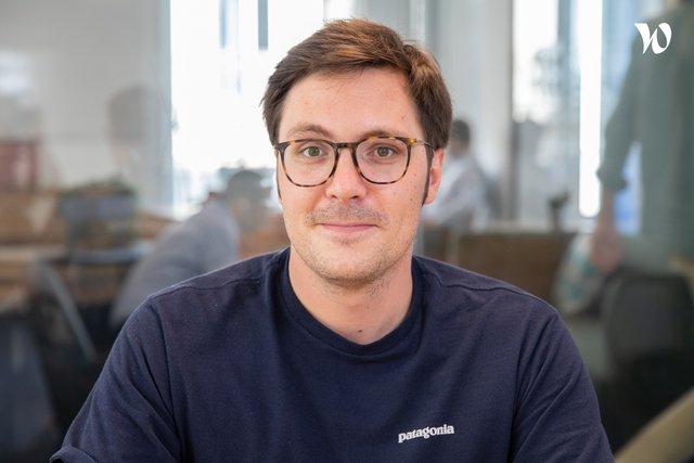 Rencontrez Corentin, Head of Marketing - SpaceFill