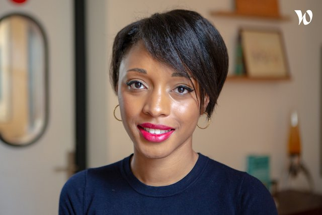 Rencontrez Estelle,  Business Developper  - WeMoms