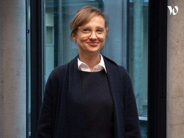 Rencontrez Isabelle, Chargé d'Affaires Logement Social - Caisse D'Epargne De Midi-Pyrénées