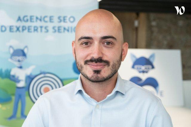 Rencontrez Clément, Expert SEO Senior  - Foxglove