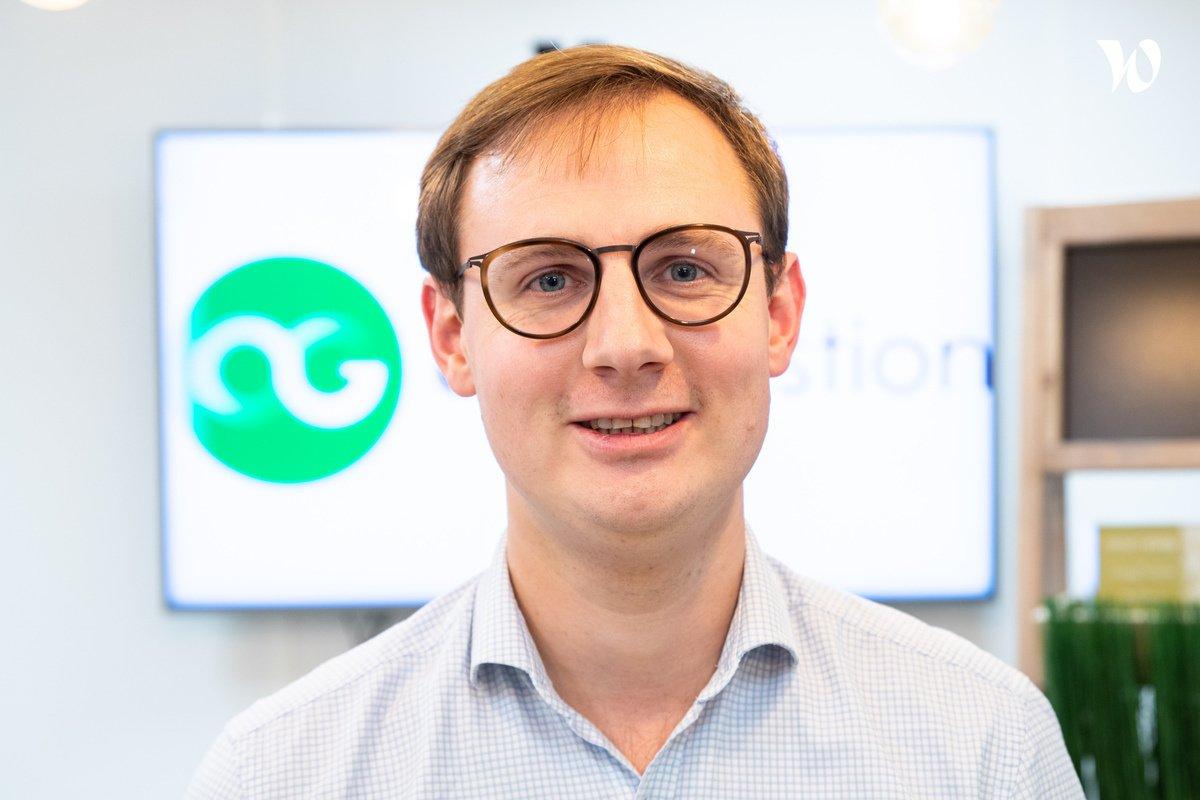 Rencontrez Grégoire, Asset Manager - Oiko gestion