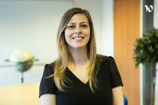 Rencontrez Sarah, Social Media Manager pour Open2Digital  - Open2Digital