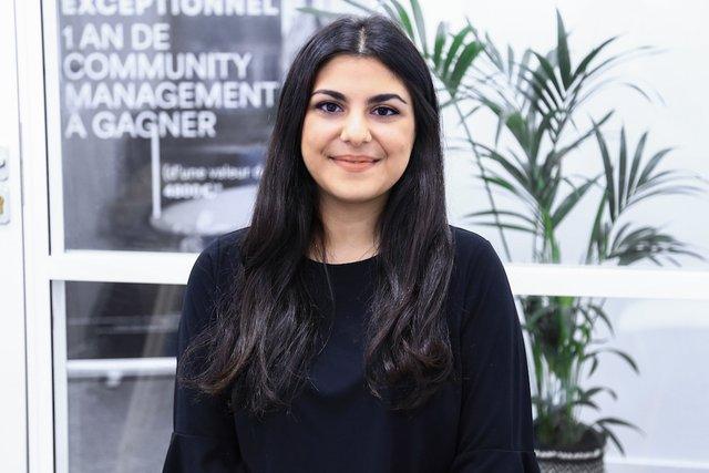 Rencontrez Céline, Community Manager - Hemblem