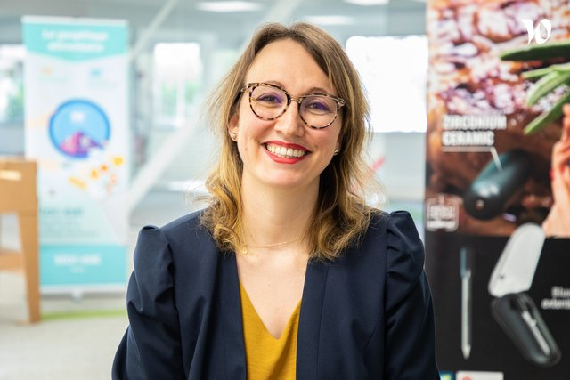Rencontrez Céline, Responsable Marketing Digital - Mastrad