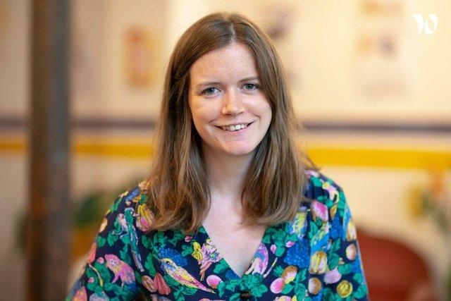 Rencontrez Claire , Head of Growth & Marketing  - Ada Tech School