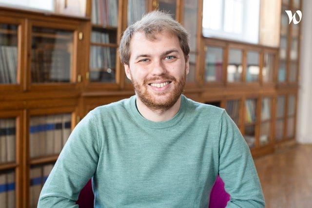 Rencontrez Thibault, Jeune Entrepreneur en Résidence - Agoranov