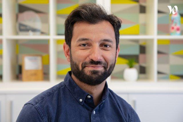 Rencontrez Hakim Saadaoui, CEO - MYTRAFFIC