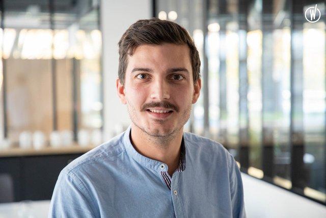 Rencontrez Guillaume, Chargé de projets RSE - evs professionnel