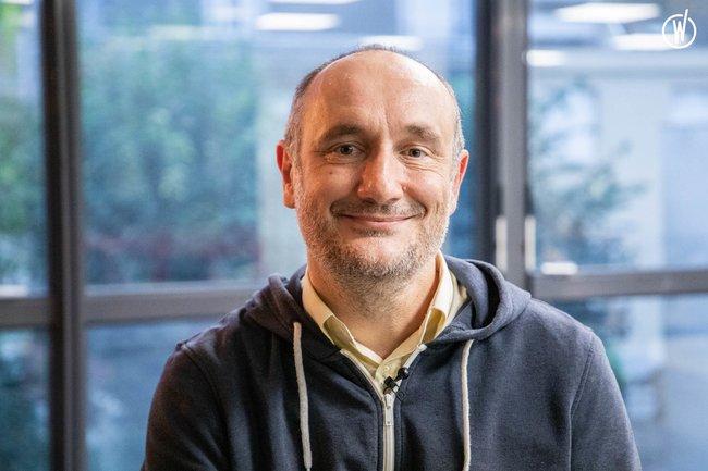 Rencontrez Raphael, Directeur Technique - Castor & Pollux