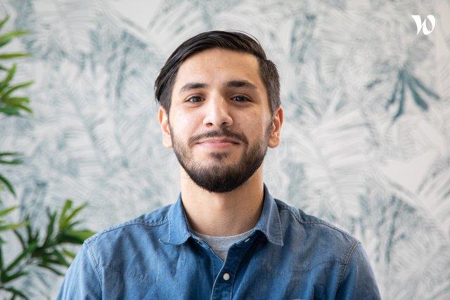 Meet Romain, Web Project Manager - IRIS Interactive