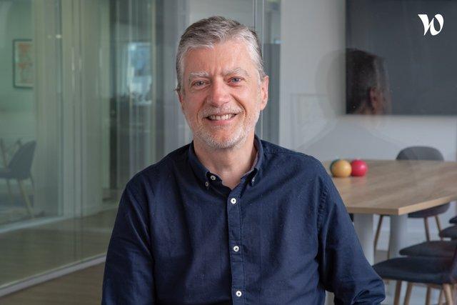 Rencontrez Thierry, CEO - Zento