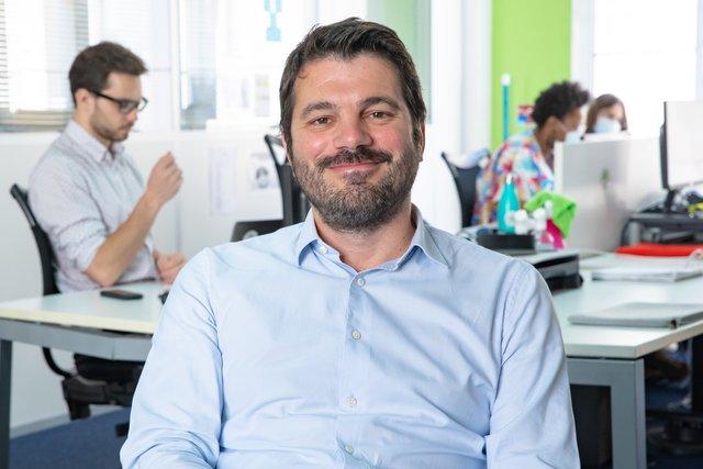 Rencontrez Romain, Directeur général - Agence du Don en Nature